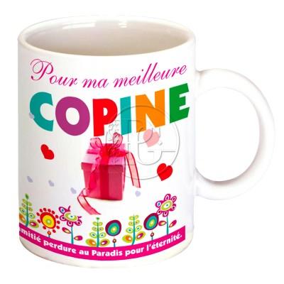 Mug Pour ma meilleure copine