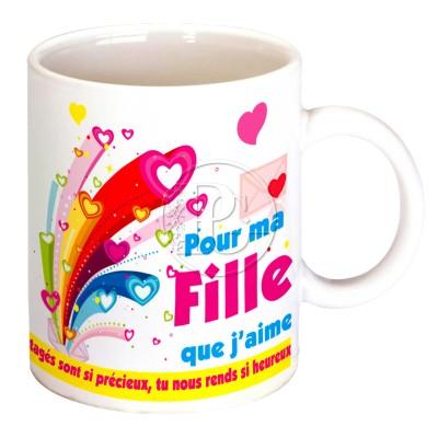 Mug Pour ma fille