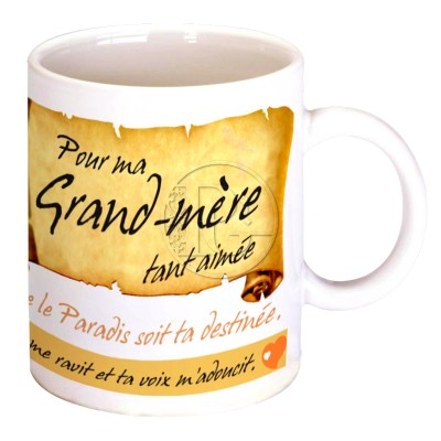Mug pour ma grand-mère