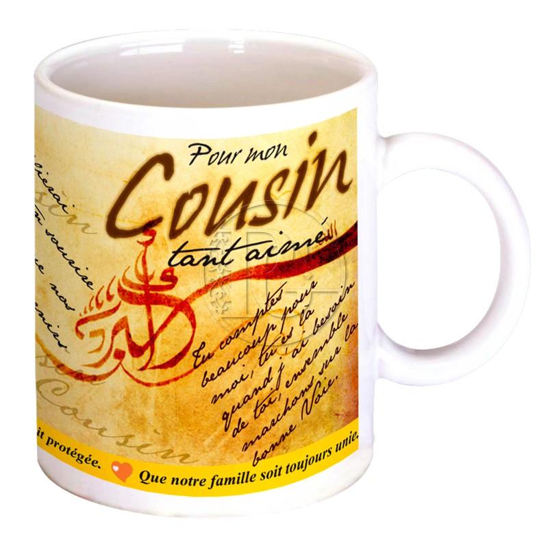 Mug Pour mon cousin