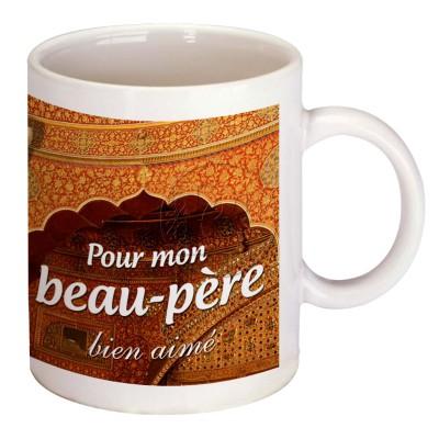 Mug pour mon beau-père