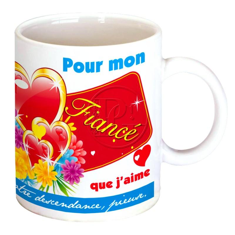 Mug Pour mon fiancé