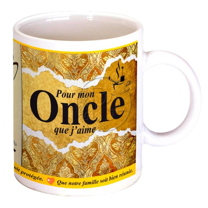Mug Pour mon oncle