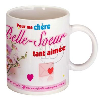 Mug Pour ma belle-soeur