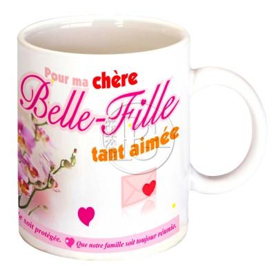 Mug Pour ma belle-fille