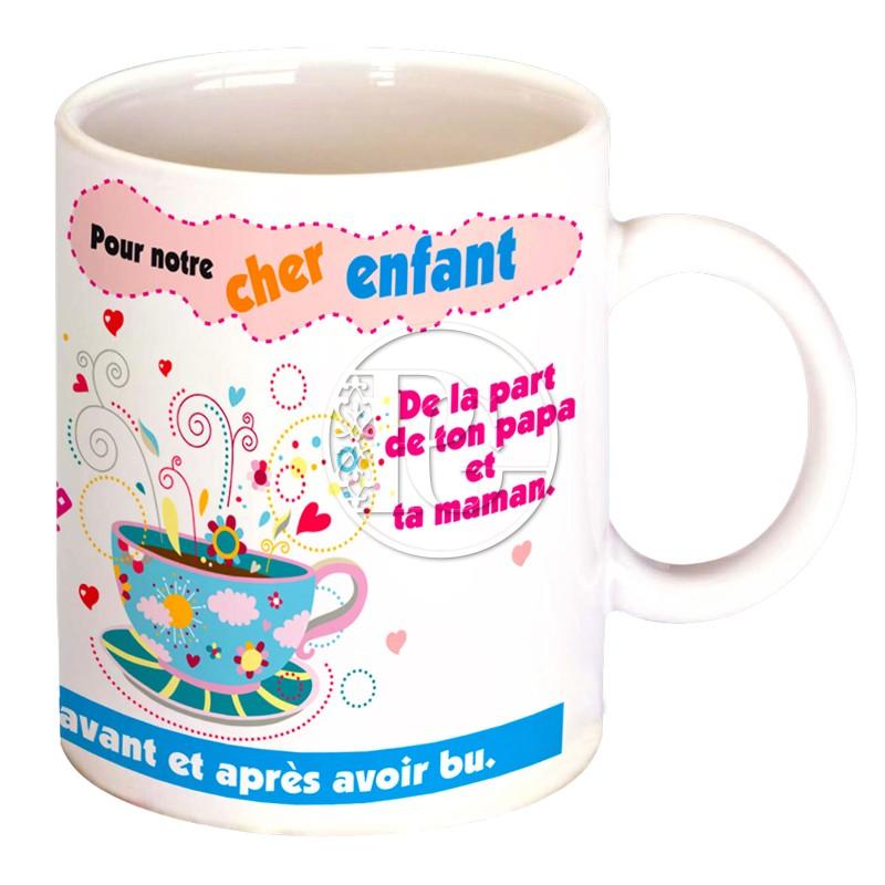 Mug Pour notre cher enfant
