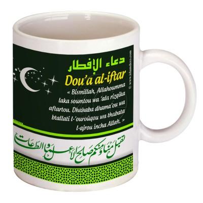 Mug Dou'a al-iftar
