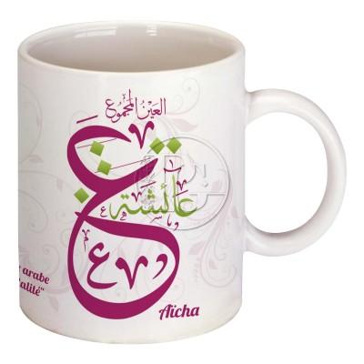Mug Personnalisable Harf femme - 1