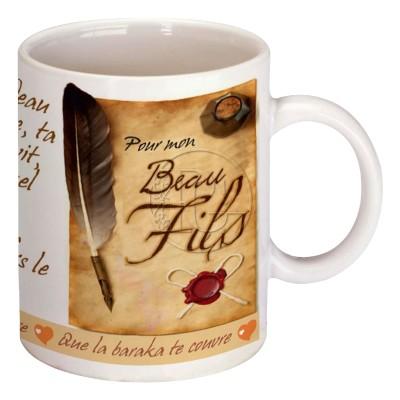 Mug Pour mon beau-fils