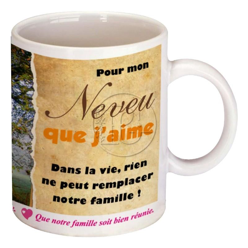 Mug Pour mon neveu