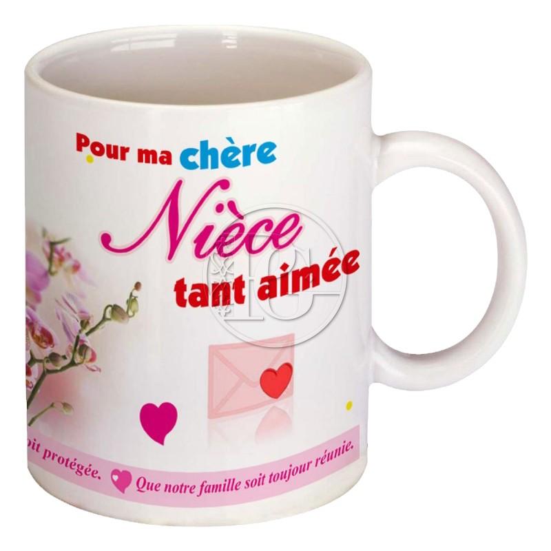 Mug Pour ma nièce
