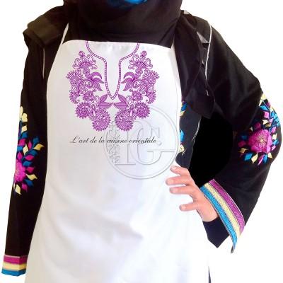 Tablier Femme - Couture et Arabesque -