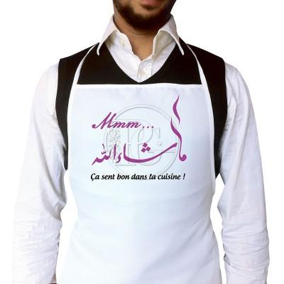 Tablier Homme - Macha Allah -