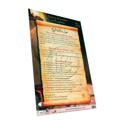 Autour de la table du Prophète (pbsl)