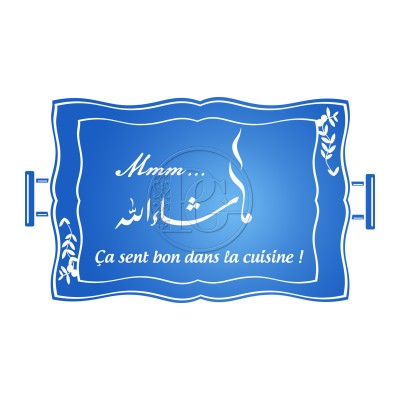Sticker Plateau cuisine