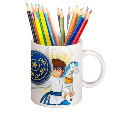 Mug bd bouclier
