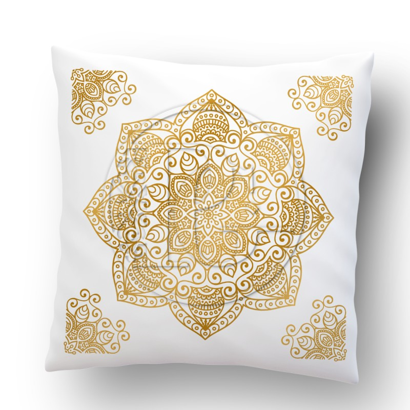 Coussin Arabesque version 1 OR