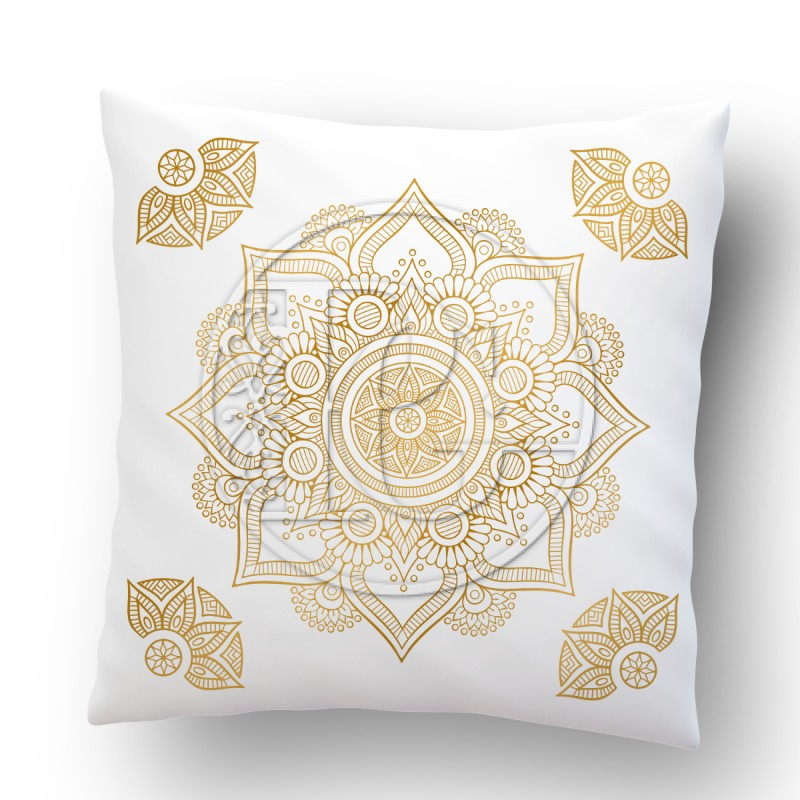 Coussin Madala version 2 OR