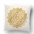 Coussin Mandala version 7 OR
